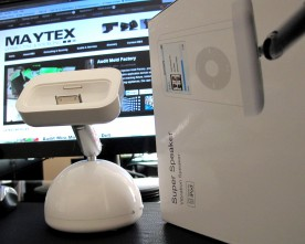 Product – Mini Vibration Speaker