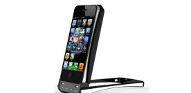 Product – iPhone 5 battery case with MFI Authorization