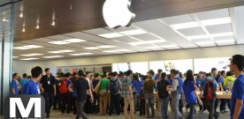News – First Shenzhen Apple Store's Grand Opening
