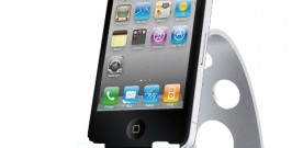 Product – Stylish Metallic Stand for iPhone / iPod
