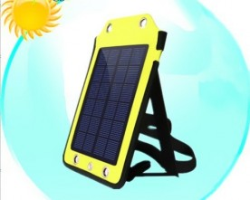 Product – Solar Bag Charger for iPhone and Smartphone