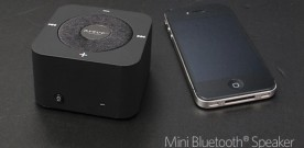 Bluetooth Speaker V3.0 for iPhone, iPad & Smartphone