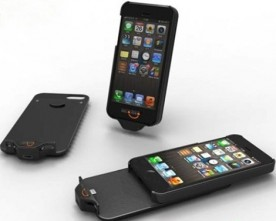 Product – 2000 mAh Backup Battery Case For iPhone 5