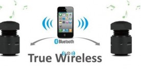 Product – Nanobeat TW-True wireless in vibration speaker