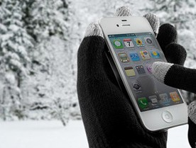 Product – Touchscreen Gloves For iPhone/iPad