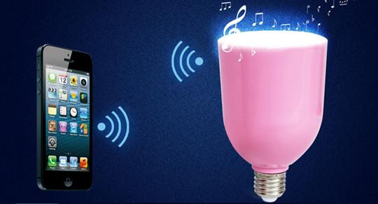 Led lamp bluetooth speaker3_copy