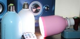 Product – LED Lamp Bluetooth Speaker