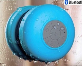Product – IP×4 Waterproof Bluetooth Speaker with Suction Cup
