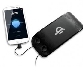 Product – Multi-functional Charger (wireless charger, power bank, speaker, magnetic charger)