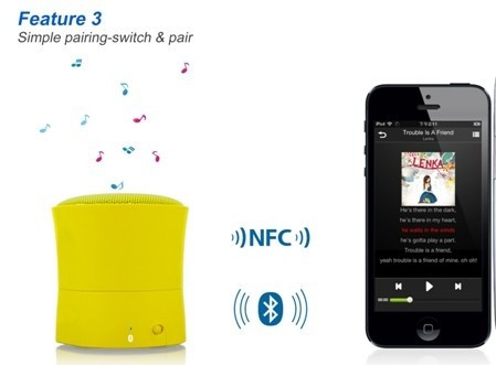 Mini Bluetooth Speaker with Suction base3_copy