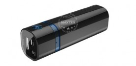 Product – 2200mAh Travelling Power Bank with LED Torch