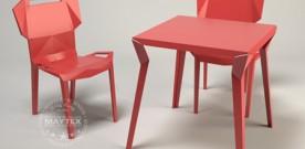 Product – Silex Chair & Silex Table