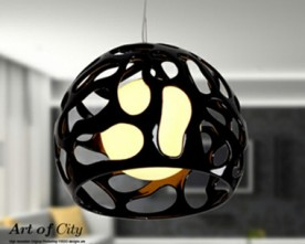 Product –  Resin Light Fixture