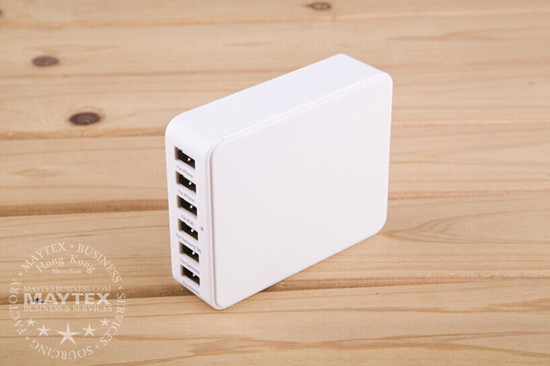 6 ports usb charger
