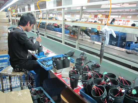 headlight factory