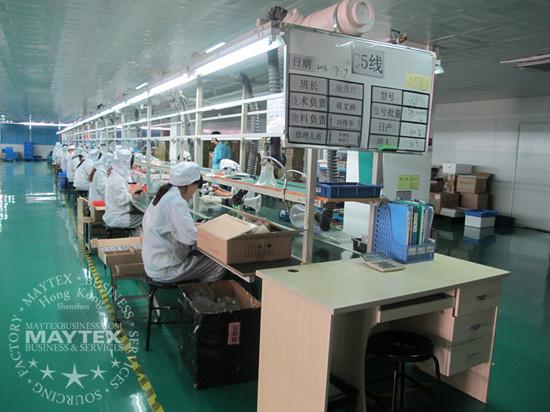 sport camera factory1
