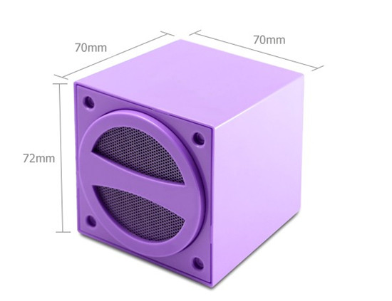 mini box bluetooth speaker