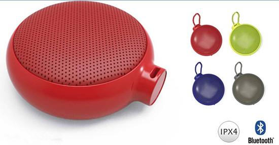 IPX4 Waterproof Bluetooth Speaker