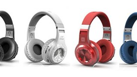 Product – Bluetooth  4.1 headphone with advanced app management support FM and TF card