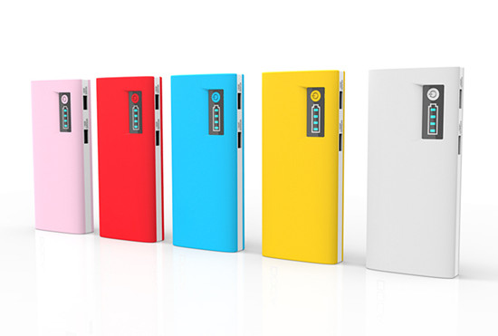 Colorful 13000mah Power Bank