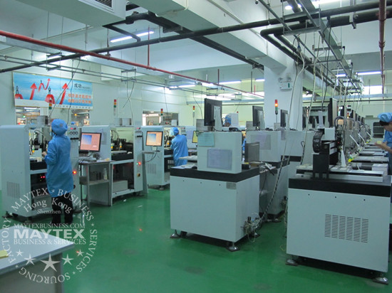 LED Lighting Factory Audit