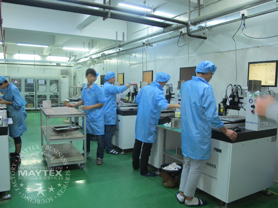 LED Lighting Factory Audit