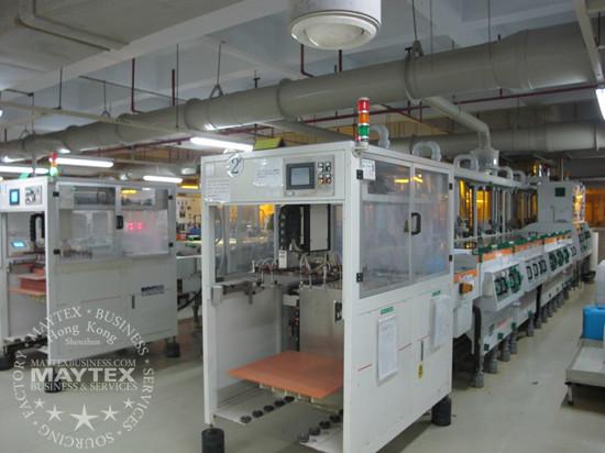pcb factory audit