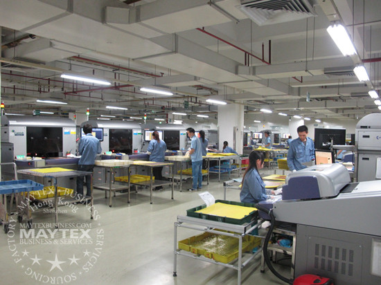 pcb factory audit