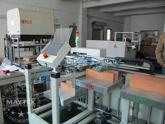diving light factory audit