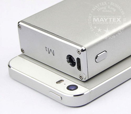 5200mAh High Capacity Alloy Shell Power Bank