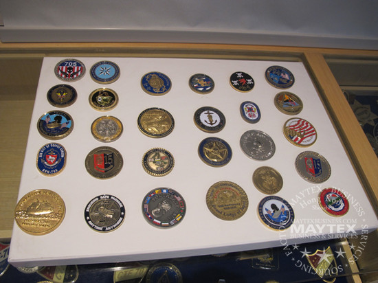 metal medal factory audit