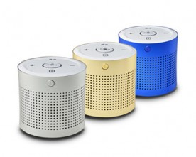 Product – Bluetooth Vibration SpeakerThunder II