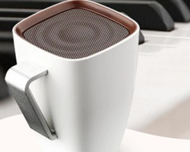 Product – HiFi Coffee Cup Shape Bluetooth Speaker