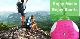 Product – Sports Clip Waterproof Bluetooth Speaker