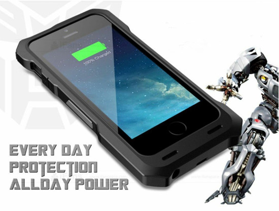 MFi battery case for iPhone 6