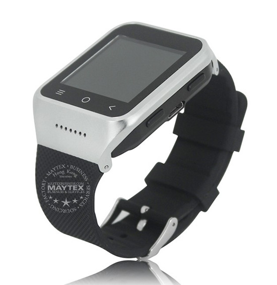 Android 4.4 Smart Phone Watch