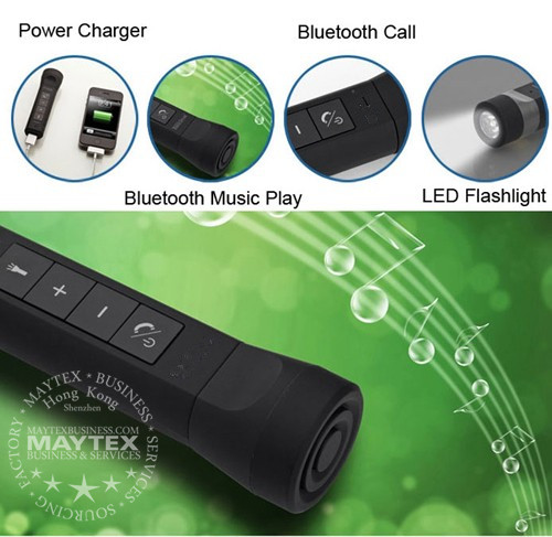 4-in-1 Multi-function Bluetooth Speaker