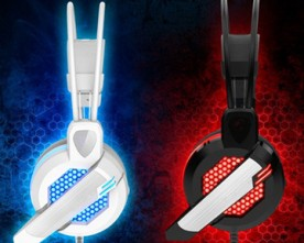 Product – LED Lighting Gaming Headset