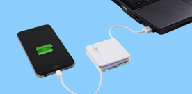 Product – Power Bank With Built-in USB Cable