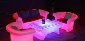 Product – Fabulous Glowing Led Lighting Sofa And Table
