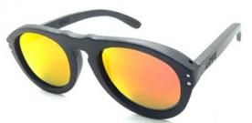 Product – Ebony Wood Frame Sunglasses