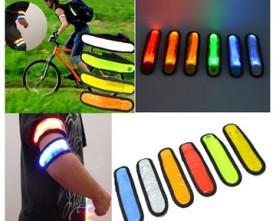 Product – LED Slap Wrap Bracelet