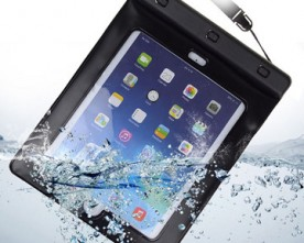 Product – Waterproof iPad Pouch