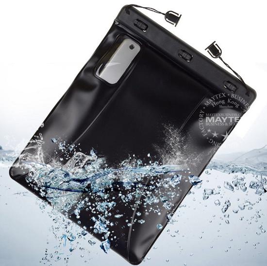 Waterproof iPad Pouch
