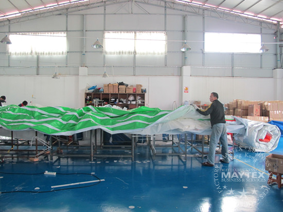inflatable water toys factory