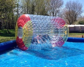 Product – Inflatable Water Roller