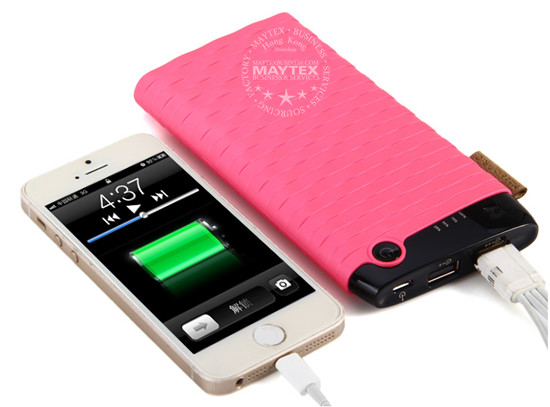 10000mAh External Power Bank