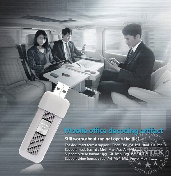 32G WIFI USB Flash Drive