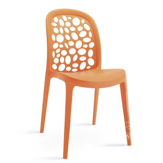 Stackable Polypropylene Dining Chairs