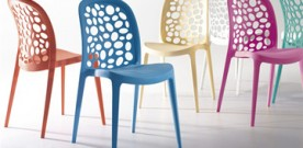 Product – Stackable Polypropylene Dining Chairs